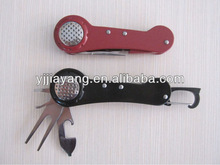 latest golf divot repair tool with clip