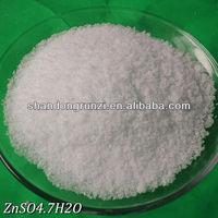 ZnSO4 Zinc hydrogen Sulfate