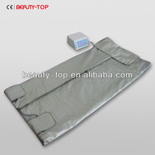 Hot Sale Infrared Thermal Hot Massager Blanket for detoxing and slimming