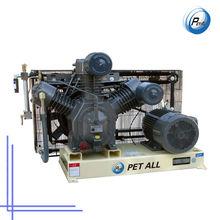 500psi 7.5kw Ac power piston air compressor