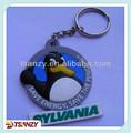 Promotionnel pingouin porte-clés / clé animal décoration