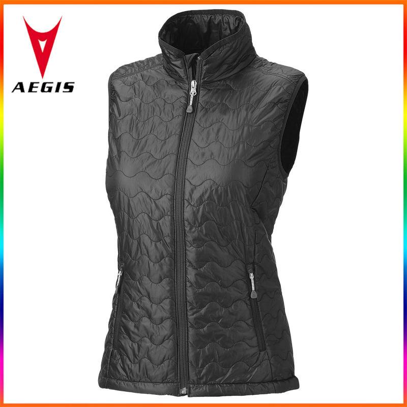 Women In Vests