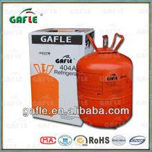 factory Refrigerant gas R404a 10.9kg/24lb