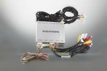 EGLOBER Mercedes benz w212 GPS video interface