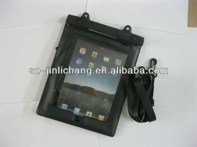 PVC waterproof bag for ipad