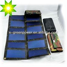 Fleixble Folding Solar Battery Charger 12v