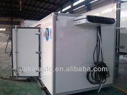 refrigerated freezer van box