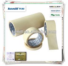 Crepe paper yellowish painting Beauty masking tape