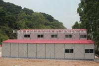 Flat roof modular house design