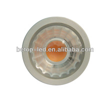 small led 6w led cob gu10 led spotlight 550Lm 50w halogen replacement