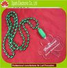OEM design new item led flash pendant necklace