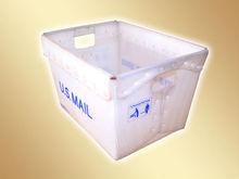 Plastic Corrugated Box,Corflute Box