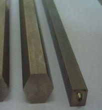 Gr5 titanium hexagon bar