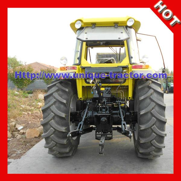 Articulado tractores