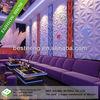 BST Decorative Wallpaper, Flocking Wallpaper, Bamboo Wall Paper