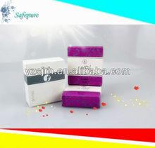 Hotel amenity soap, bath soap