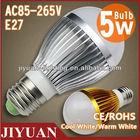 CE&ROHS Hot sale Aluminum shell e27 4w auto led bulb housing