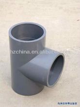 line plastic tee,pipe fittings