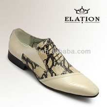men's sharp head party shoes