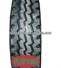 Used in germany japan korea truck tires 10.00r20