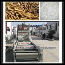 Multi-function manioc/tapioca/ free training technical/new type cassava flour production line