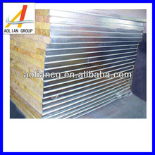 color coated sandwich panel