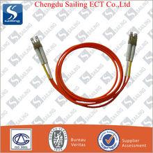 Fibra Optica Patch Cords OEM, SC/FC/ST/LC/MU/E2000/DIN