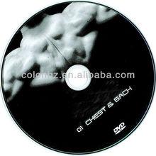 Casero de la aptitud de discos DVD de fabricación, Derechos de autor necesaria