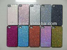 New Glitter Bling Shining Hard Back Phone Case Cover Skin For Apple iPhone 4 4G 4S