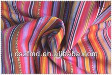 New design brocade jacquard stripe rib fabric for bag,shoes,cloth,sofa,curtain
