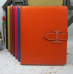 For Flip Luxury Stand leather ipad mini case with card holder