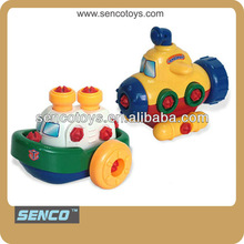 2013 Funny Dismounting Toy Ship