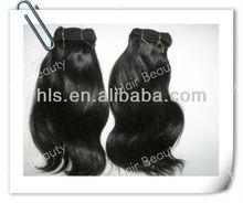 wholesale human hair weft 100% natural brazilian hair extensions 5pcs per lot