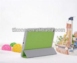 Microfibre Smart cover case for ipad mini leather case