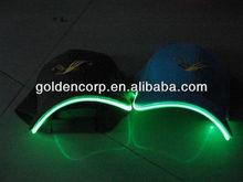 various optical fibre glow Caps 2