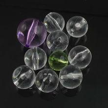 2013 wholesale fashion plastic balls transparent