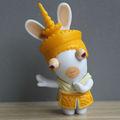 Juguetes figura de plástico, personajes de dibujos animados de juguete, de vinilo de dibujos animados de juguete