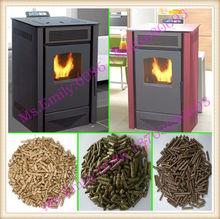 Granulés poêle à / bois poêle à granulés / la biomasse poêle à granulés 0086 18703680693