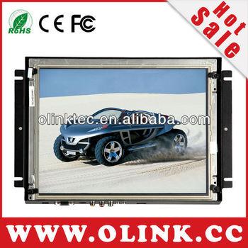 DVI, HDMI, VGA LCD touch monitor for vending machine, Kiosk