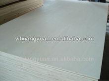Chêne blanc / hêtre plaqué bois HDF parquet