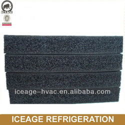 rubber foam flexible thermal insulation sheet