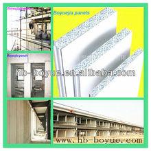 Lightweight Fireproof Styrofoam Panel for New Design House