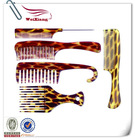 colorful plastic wide tooth comb,big comb,hair straightening comb