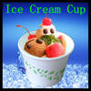 custom printed frozen yogurt paper cups/ice cream bowls