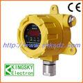 pantalla led fijo detector de gas cloro o dcs connectable plc