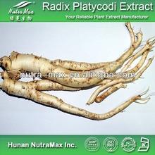 Halal & Kosher Cert - Platycodon grandiflorum Extract 4:1 5:1 10:1