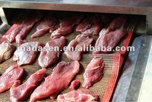 Pork slice / breakfast meat dry sterilize machine