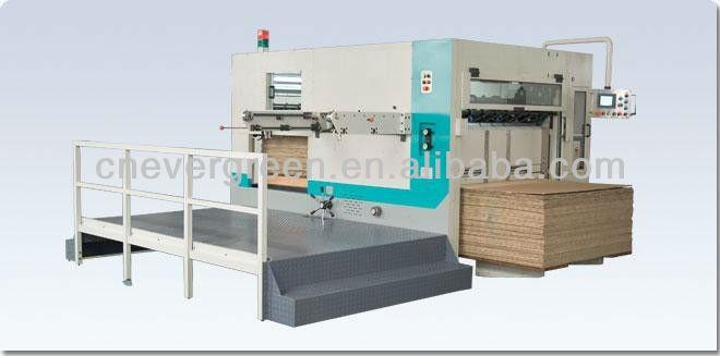 semi auto die cutting machine MYB1300