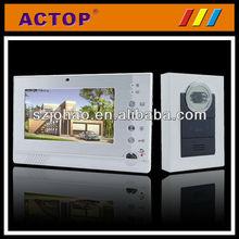door phone with CCTV camera