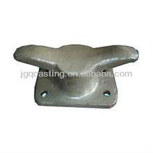 Qingdao Port Iron Casting Mooring Cleats